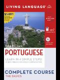 Complete Portuguese: The Basics (Book and CD Set): Includes Coursebook, 4 Audio Cds, and Learner's Dictionary [With 4 CDs and Portuguese-English/Engli