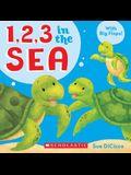 1, 2, 3 in the Sea