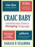 Craic Baby: Dispatches from a Changing Language