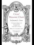 Cross' Masonic Chart