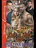 Healing Hearts 3: Just a Little Kiss (Siren Publishing Menage Everlasting)