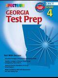 Georgia Test Prep, Grade 4 (Spectrum)