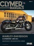 Harley-Davidson Xl883 Xl1200 Sportster 2004-2013