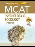 Examkrackers MCAT 11th Edition Psychology & Sociology