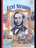 Levi Strauss (History Maker Bios (Lerner))