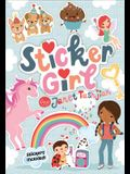 Sticker Girl: Stickers Included!