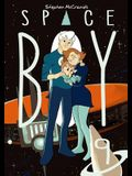 Stephen McCranie's Space Boy Volume 9