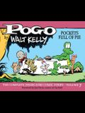 Pogo the Complete Syndicated Comic Strips: Pockets Full of Pie