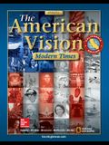 The American Vision California Edition: Modern Times