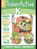 Tinkeractive Workbooks: Kindergarten English Language Arts