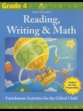 Gifted & Talented: Reading, Writing & Math, Grade 4