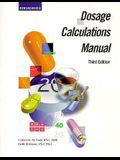 Dosage Calculation's Manual
