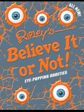 Ripley's Believe It or Not! Eye-Popping Oddities, Volume 12