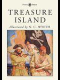 Treasure Island - Illustrated by N. C. Wyeth