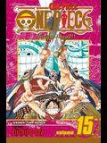 One Piece, Vol. 15, Volume 15: Straight Ahead!!!