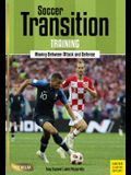 Soccer Transition Training: Moving Between Attack and Defense