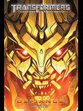 Transformers: Revenge of the Fallen: Defiance, Volume 4