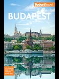 Fodor's Budapest: With the Danube Bend and Other Highlights of Hungary