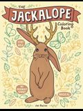 The Jackalope Coloring Book: A Magical Mythical Animal Coloring Book