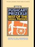 The Pushcart Prize XLII: Best of the Small Presses 2018 Edition