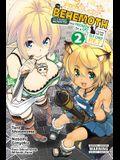 I'm a Behemoth, an S-Ranked Monster, But Mistaken for a Cat, I Live as an Elf Girl's Pet, Vol. 2 (Manga)