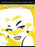 Modern Masters Volume 23: Darwyn Cooke