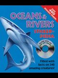 Sticker-pedia Oceans and Rivers: Filled with Facts on 340 Amazing Creatures! (Stickerpedia Books)