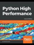 Python High Performance, Second Edition