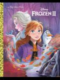 Frozen 2 Big Golden Book (Disney Frozen 2)