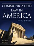 Communication Law in America, Fourth Edition