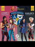 Disney Descendants: School of Secrets: Books 4 & 5: Lonnie's Warrior Sword & Carlos's Scavenger Hunt