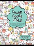 Kawaii Doodle Universe: Sketching Super-Cute Tableaus