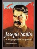 Joseph Stalin: A Biographical Companion