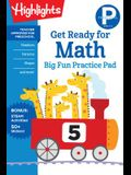 Preschool Get Ready for Math Big Fun Practice Pad