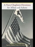 A Navy Chaplain's Devotions for Afloat and Ashore