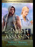 Amish Assassin: (Amish Romantic Suspense, standalone novel)