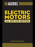 Audel Electric Motors