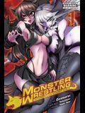 Monster Wrestling: Interspecies Combat Girls, Vol. 1