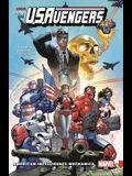 U.S.Avengers, Volume 1: American Intelligence Mechanics