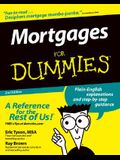 Mortgages For Dummies (For Dummies (Lifestyles Paperback))