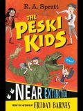 Near Extinction, Volume 4