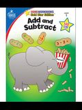Add and Subtract, Grade 1: Gold Star Edition
