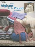 Afghans by the Pound: Crochet, 11 Afghans
