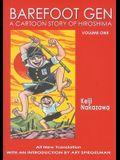 Barefoot Gen Volume 1: A Cartoon Story of Hiroshima
