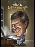 Who Is Jeff Kinney?