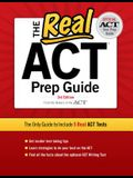 The Real ACT, 3rd Edition (Real ACT Prep Guide)