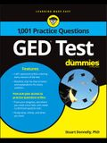GED Test: 1,001 Practice Questions for Dummies