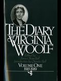 The Diary of Virginia Woolf, Volume 1: 1915-1919