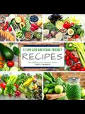 52 low-acid and vegan-friendly recipes: The alkaline way of vegan dishes