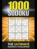1000 Sudoku Puzzles: The Ultimate Sudoku Challenge